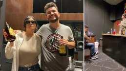 Edén Muñoz y Yuridia se animan a cantar a dueto famosa canción norteña