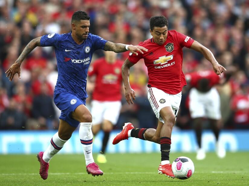 Manchester United vs Chelsea, jornada 1, Premier League.