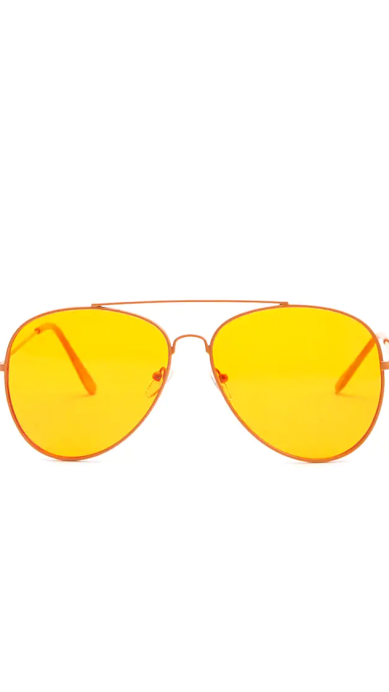 Estilos de lentes de sol para cada tipo de forma de cara
