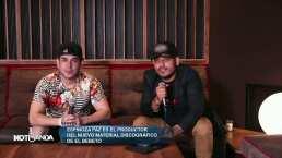 Espinoza Paz entrevista a El Bebeto