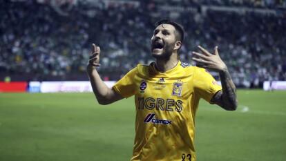 La Liga MX dio a conocer a los jugadores más productivos en los últimos 10 torneos, de 2015 a 2020. André-Pierre Gignac encabeza la lista con más goles que nadie.<br />