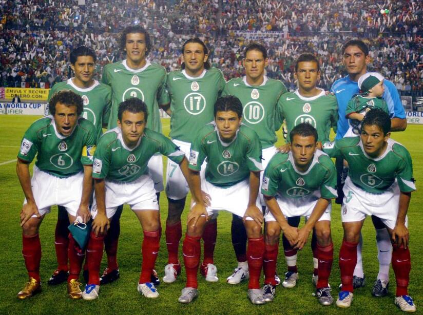 WQC SOC MEXICAN TEAM