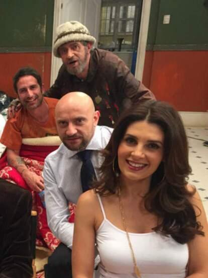 Mayrín Villanueva, Lalo España, Darío Ripoll y el resto del elenco de 'Vecinos' triunfan con la nueva temporada de la serie, pero mira cómo lucían cuando eran niños