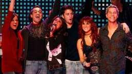 Christian Chávez revive cuando habló de su sexualidad en un concierto y los RBD salieron a abrazarlo