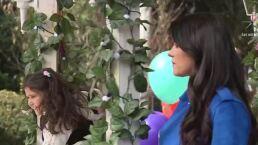 Maite Perroni graba videoclip con Anifer de Papá a toda madre