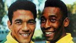 Pelé y Garrincha, la mancuerna que ninguna selección ha podido emular