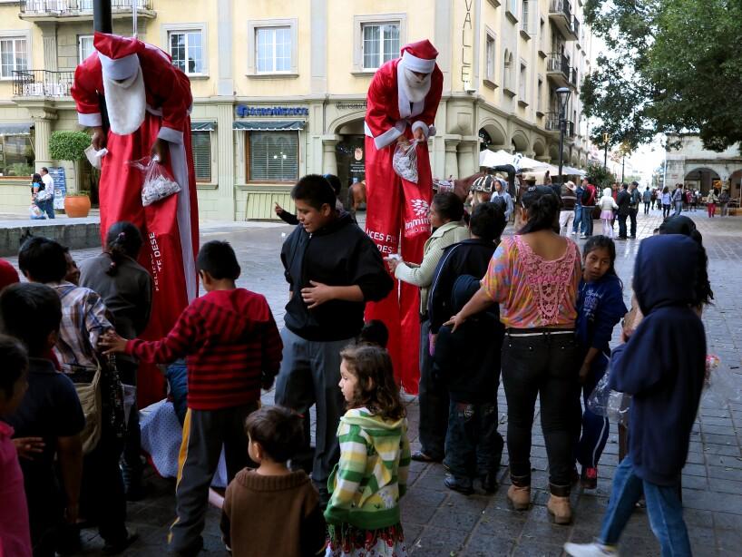 Mejores destinos nacionales para pasar Navidad