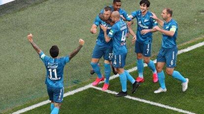 Los dirigidos por Semak son amos y señores del balompié ruso y avanzan a pasos acelerados por la clasificación a la UEFA Champions League.