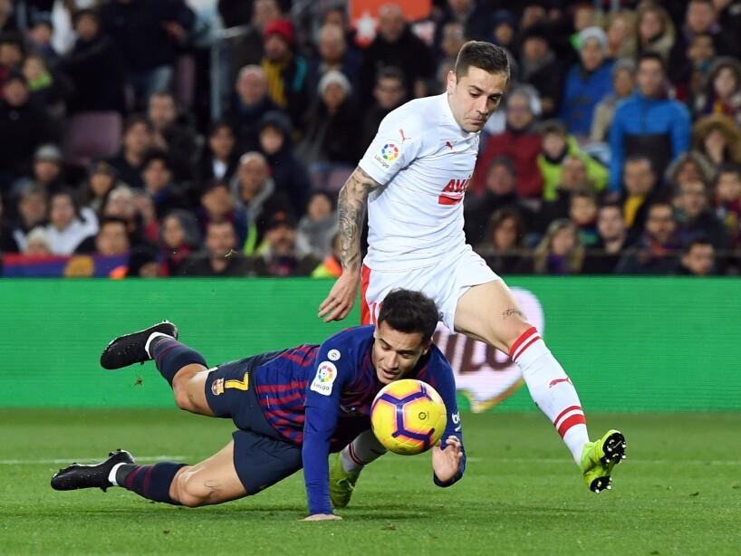 FC Barcelona v SD Eibar - La Liga