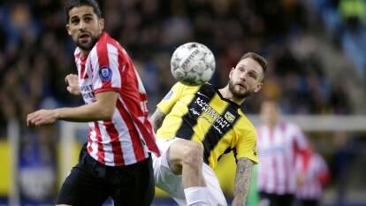 PSV se impone por dos goles a uno ante el Vitesse.