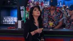 Así fue la aparición de Victoria Ruffo en 'Simón dice'. ¡Revívelo!