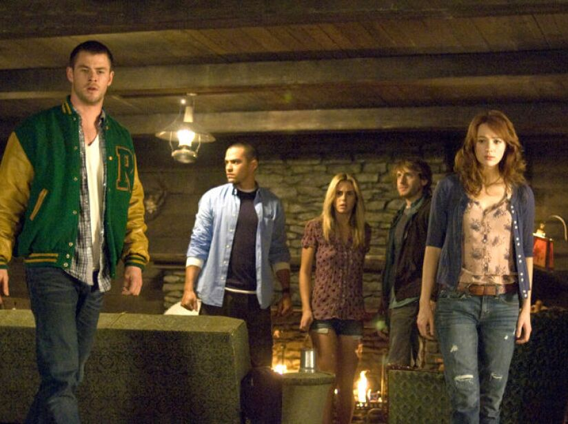 En 2012 protagonizó The Cabin in the Woods, celebrada película de terror y comedia.