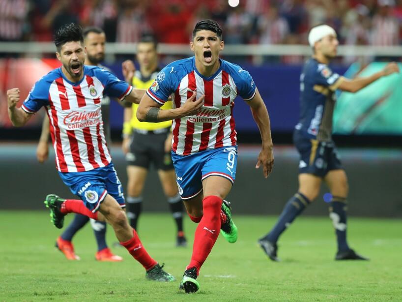 Chivas v Atletico San Luis - Torneo Apertura 2019 Liga MX