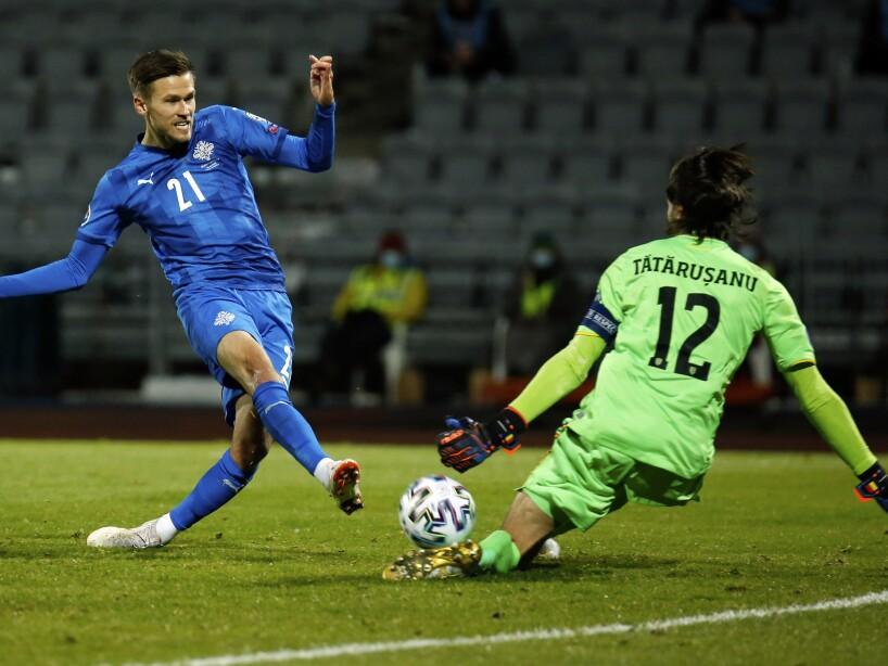 Iceland Romania Euro 2020 Soccer