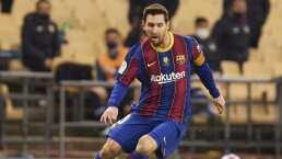 El Paris Saint Germain quiere a Messi y van por él