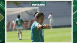 ¡Emotiva historia! Lucila Venegas comparte su camino en el arbitraje