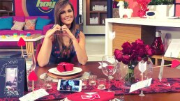Decora tu mesa de forma romántica para el 14 de febrero