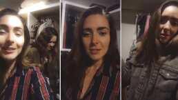 Ariadne Díaz admite que es acumuladora, tiene ropa que compró hace 50 años