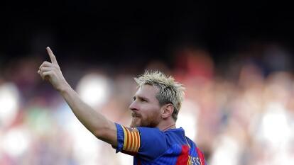 Las marcas de Lionel Messi en el futbol europeo | Festejamos el cumpleaños 33 del astro argentino repasando sus logros más destacados.