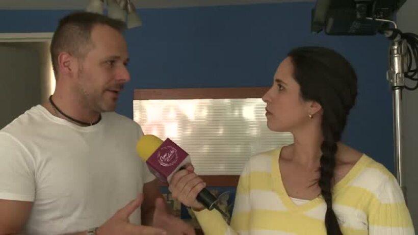 ENTREVISTA: ¡Facundo Caferatta, el tercero en discordia en un divorcio!