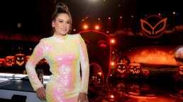 Lo que no se vio en ¿Quién es la Máscara?: Galilea Montijo mostró su gran talento vocal