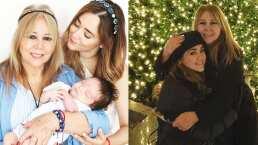 Sherlyn y su mamá están juntas en Miami y demuestran ser las mejores amigas