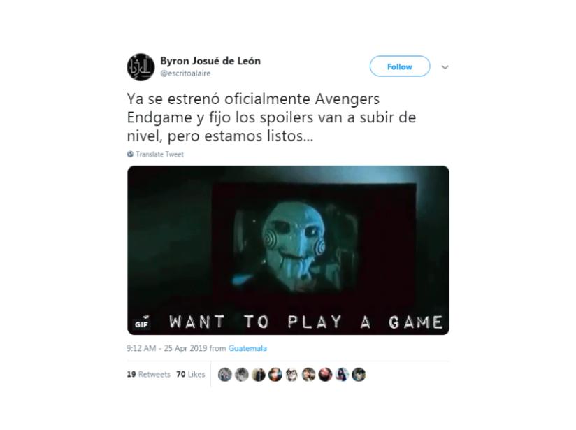 Memes Avengers: Endgame, spoiler, memes