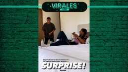 ¡Sorpresa! Jonathan dos Santos vuelve a ver a Gio casi un año después