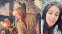 A Camila Cabello le encanta el remix entre Camilo y Shawn Mendes y aparece cantándolo en TikTok