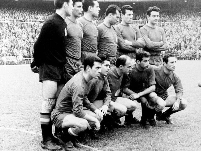 Soccer - Friendly - Spain v England