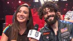 Video exclusivo: Mariazel y Adrián Di Monte hablan de su pasión por las motos