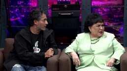 Miembros al Aire: Carmen Salinas deja en ridículo a Paul Stanley frente a sus compañeros