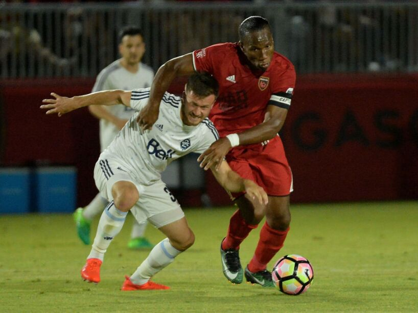 Vancouver Whitecaps II v Phoenix Rising FC