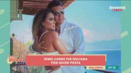 Tras la polémica, la boda de Ninel Conde con Larry Ramos terminó con una multa de ¡25 mil pesos!