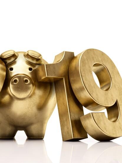Estos rituales te ayudarán a atraer la abundancia en el año del Cerdo de Tierra