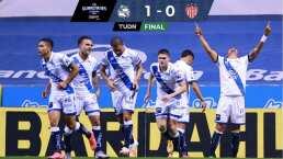 ¡Ni Luis Malagón evita la caída! Puebla doblega 1-0 al Necaxa