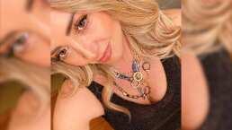 """""""Lloré"""": Andrea Legarreta revela que se asustó mucho cuando se enteró que tenía Covid-19"""
