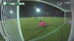 ¡Estrella el penalti en el travesaño! Dario Lezcano perdona a Xolos