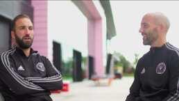 Hermanos Higuaín: Recuerdos de su infancia y su arribo al Inter Miami