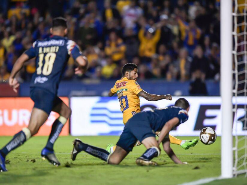 Tigres UANL v America - Playoffs Torneo Apertura 2019 Liga MX