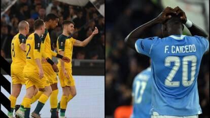 En tiempo de compensación, ambas escuadras sacaron los tres puntos en la J4 de la Europa League. Lazio 1-2 Celtic; Standard Lieja 2-1 Frankfurt.