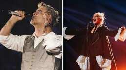 Así se escuchó el dueto entre Christina Aguilera y Alejandro Fernández