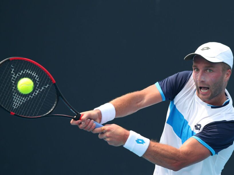 2020 Australian Open Qualifying - Day 1