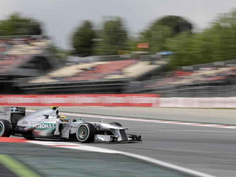 Alemania continuó con la pesadilla de la temporada y por cuarta carrera consecutiva, ahora en Nürburgring, calificó 5° y terminó en 18°