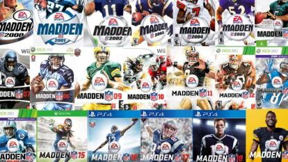 La historia de este video juego ha sido polémica porque cada jugador que aparece en la portada sufre lesiones o tiene malas temporadas ¡Mahomes puso fin a la maldición!