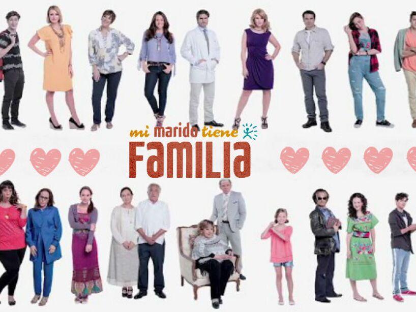 Parejas De Mi Marido Tiene Familia