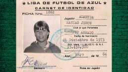 Matías Almeyda se pone nostálgico y recuerda sus inicios