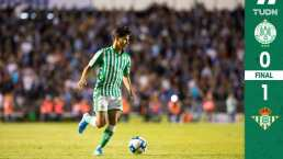 Con asistencia de Lainez, Betis vuelve al triunfo en pretemporada