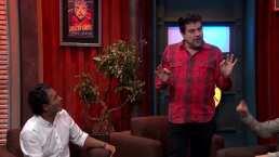 """Miembros al aire: """"El Burro"""" Van Rankin ¿también es actor?"""