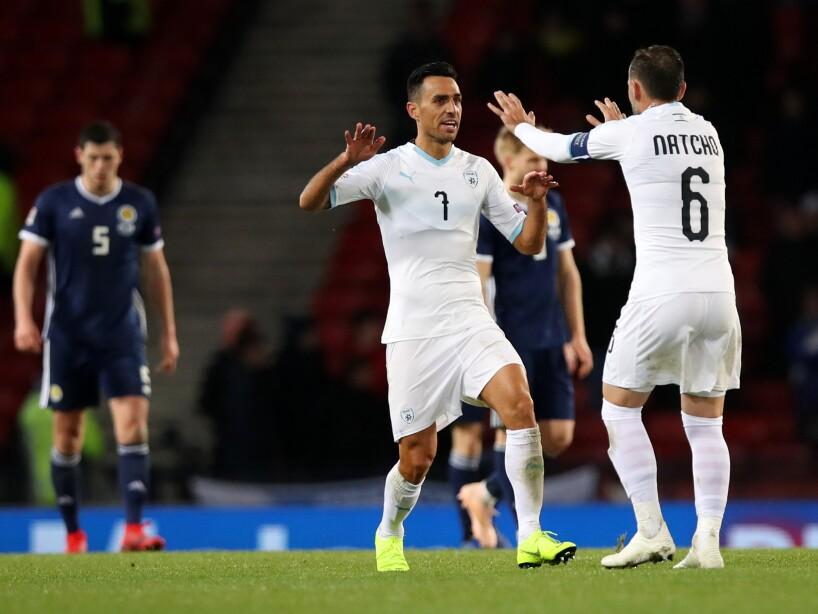 Scotland v Israel - UEFA Nations League C